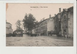 CPA - VARANGEVILLE - Rue Carnot - France
