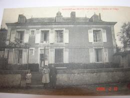 C.P.A.- Savigny Sur Braye  (41) - Château De Valgayc - 1919 - SUP (AP 72) - Francia