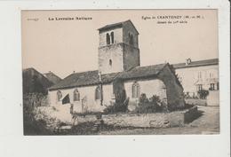 CPA - Eglise De CRANTENOY Datant Du XII E Siècle - France
