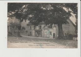 CPA Abimée - BOUXIERES AUX CHENES - Place Du Chêne - France