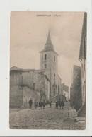 CPA - GONDREVILLE - L'Eglise - France