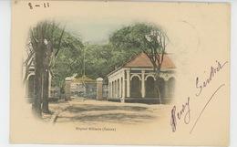 ASIE - VIET NAM - COCHINCHINE - SAÏGON - Hôpital Militaire (entrée) - Vietnam