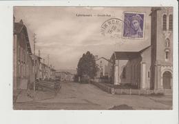 CPA - LETRICOURT - Grande Rue - France