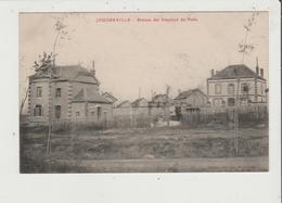 CPA - JOUDREVILLE - Maison Des Employé Du Puits - France