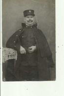 Militair België - Uniform   - Fotokaart - Uniformes