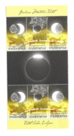 Indonesia 2016 Total Solar Eclipse Gutter Pair MNH - Indonesia