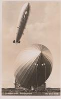 Zeppelin Auf Frankfurt Flughafen ??? - Dirigeables