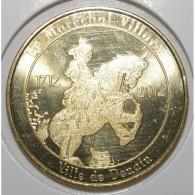 59 - DENAIN - LE MARECHAL VILLARS - MONNAIE DE PARIS - 2012 - - Monnaie De Paris