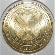 62 - DAINVILLE - JAVELOT CLUB DAINVILLOIS - MONNAIE DE PARIS - 2008 - - Monnaie De Paris