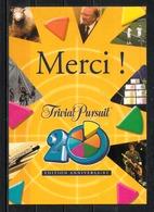 Trivial Pursuit - Cartes Postales