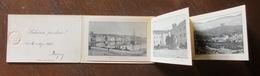 CROATIA Leporello Srdacan Pozdrav!  1905, Wthi 5 OLD PICTURES, 6 Scans - Croatia