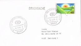29755. Carta INGELHEIM Am RHEIN (Alemania Federal) 1980.  150 Jahre  BELGIEN - [7] República Federal