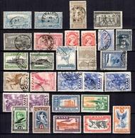Grèce Belle Petite Collection D'anciens  Neufs Et Oblitérés 1896/1935. Bonnes Valeurs. B/TB. A Saisir! - Sammlungen