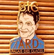 Joli Pin's Jean-Marie Bigard, Arthus Bertrand, Très Belle Qualité, Pins Pin, Voir Photos. - Arthus Bertrand