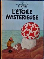 Hergé -TINTIN -  L' Étoile Mystérieuse - Casterman - ( 1971 - 10 B 39 ) . - Tintin