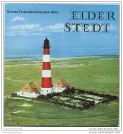 Eiderstedt 1968 - Faltblatt Mit 30 Abbildungen - Schleswig-Holstein