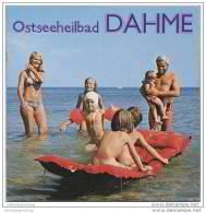Dahme 1977 - 12 Seiten Mit 42 Abbildungen - Gastgeber-Verzeichnis 40 Seiten Mit Vielen Abbildungen - Schleswig-Holstein