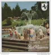 Bad Rappenau 1956 - 12 Seiten Mit 35 Abbildungen - Unterkunftsverzeichnis - Baden-Württemberg