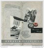 Grainau 1954 - 8 Seiten Mit 13 Abbildungen - Bayern