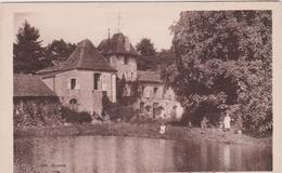 Haute  Vienne :    Verneuil  Sur  Vienne  :  Château  Du Plessis  De  Grenedan - Frankrijk