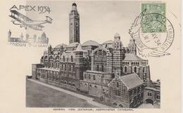 Luchtpost Vliegmeting APEX 1934 Londen - Sin Clasificación