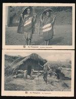 DE PHILPPIJNEN  2 KAARTEN - Philippines