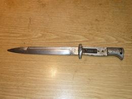 Seitengwehr - Knives/Swords