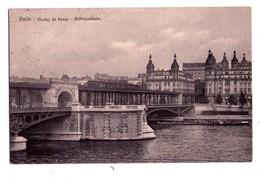 2426 - Paris - Viaduc De Passy - Métropolitain - - Métro Parisien, Gares