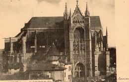 LIMOGES (SERIE LIMOGES DISPARU) LA CATHEDRALE EN 1852 - Limoges