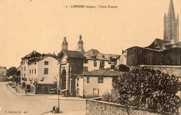 LIMOGES (SERIE LIMOGES DISPARU) PORTE TOURNY - Limoges