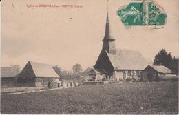 Eure :  EPREVILLE En LIEUVIN : L  é Glise - Sonstige Gemeinden