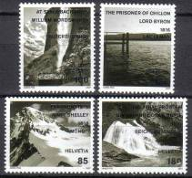 Zu 1240-1243 / Mi 2018-2021 / YT 1944-1947 ** / MNH - Switzerland