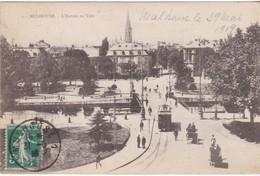 Mulhouse -  Entrée En Ville - 1919 - Mulhouse
