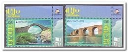 Nagorno Karabaki 2018, Postfris MNH, Europe, Bridges - Postzegels