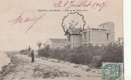 34/ Balaruc - Villa De Mr Pierre Paul - - Francia
