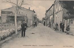 34/ Cournonsec - Avenue De Cournonterral - Trés Belle Animation - Sonstige Gemeinden