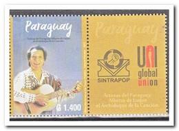 Paraguay 2017, Postfris MNH, Music - Paraguay