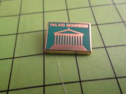 AB18-1 Pin's Pins / Beau Et Rare : Thème ARTHUS BERTRAND / ASSEMBLEE NATIONALE PALAIS BOURBON ON THE ROCKS - Perfume