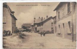 55. MONTIGNY DEVANT SASSEY. GRANDE RUE - France