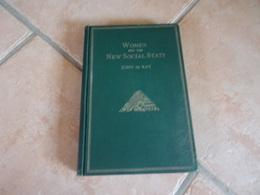 Women And The New Social State - John De Kay - Livres, BD, Revues