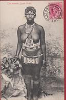 Zulu Intombi 1911 Aux Seins NUS Nu Afrique Etnique Etnic South Africa Naked Etnisch Naakt Zuid Afrika Du Sud - Afrique Du Sud