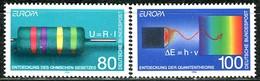 BRD - Mi 1732 / 1733 - ** Postfrisch (D) - 80-100Pf                     CEPT 94 - Neufs