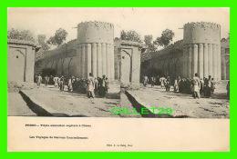 CHIRAZ, IRAN - PERSE, TRIPLE EXÉCUTION CAPITALE À CHIRAZ - LES VOYAGES DE GERVAIS COURTELLEMONT - HÉLIO. E. LE DELEY - A - Iran