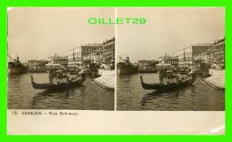 VENEZIA, ITALIA - RIVA SCHIAVONI - FOT. VITO GENERINI - STAMPA CELERE AL BROMURO - - Venezia (Venice)