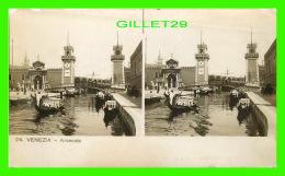 VENEZIA, ITALIA - ARSENALE - FOT. VITO GENERINI - STAMPA CELERE AL BROMURO - - Venezia (Venice)