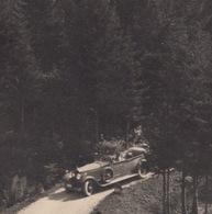 OUDE POSTKAART   ZWITSERLAND - SCHWEIZ - SUISSE -    POSTAUTO KIENTAL - GRIESALP  1934 - BE Berne