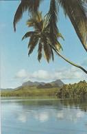 POLYNESIE FRANCAISE--RAIATEA--le Lagon---voir 2 Scans - Polynésie Française