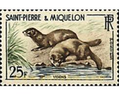 Ref. 207512 * MNH * - ST. PIERRE AND MIQUELON. 1959. DIFFERENT CONTENTS . MOTIVOS VARIOS - St.Pierre & Miquelon