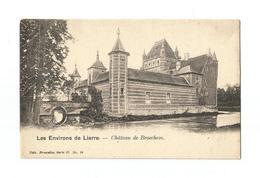 Les Environs De Lierre.  -  Château De Broechem. - Lier
