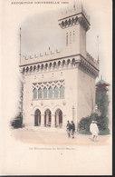 Paris (Exposition Universelle De 1900) - La République De Saint Marin - Expositions